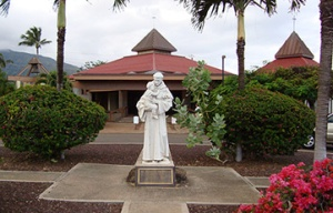 St. Anthony's Church Wailuku, Maui