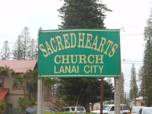 Sacred Hearts Lanai